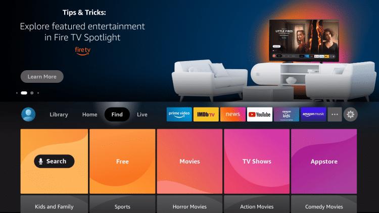 how to jailbreak firestick new fire tv interface