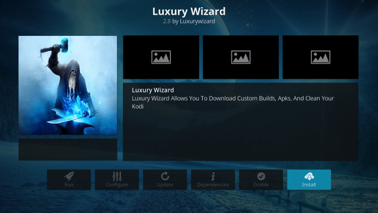 install blue magic build on kodi
