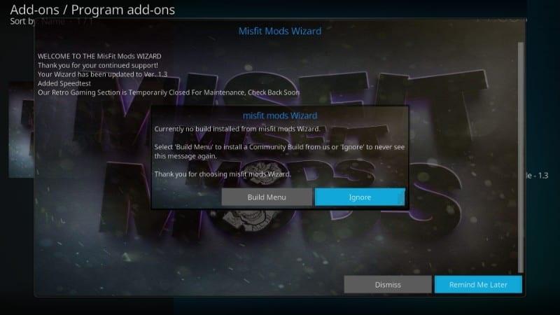 how to install Hard Nox kodi build