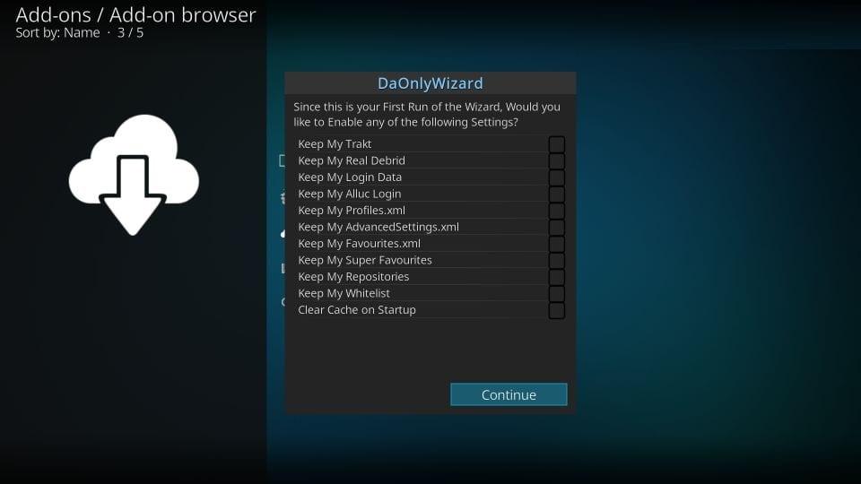 how to install dabutcher kodi build