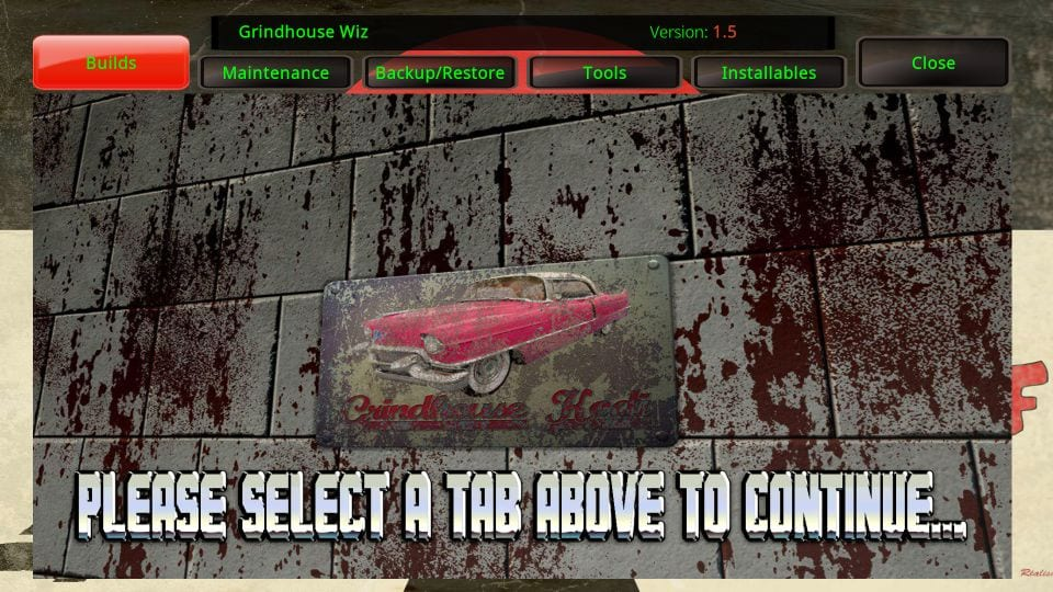 kodi grindhouse builds
