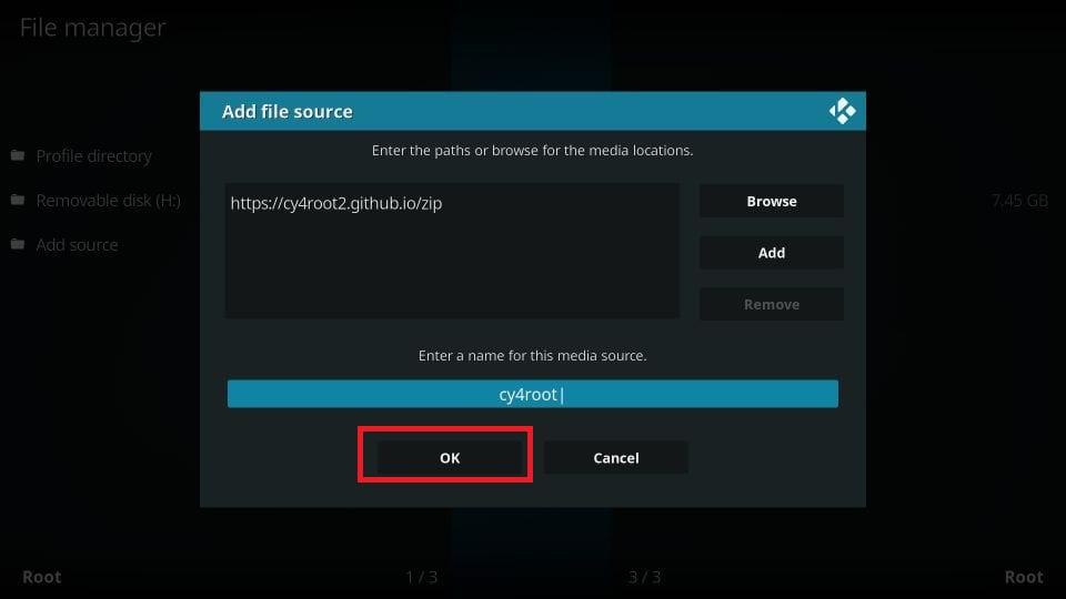 install laplaza kodi addon