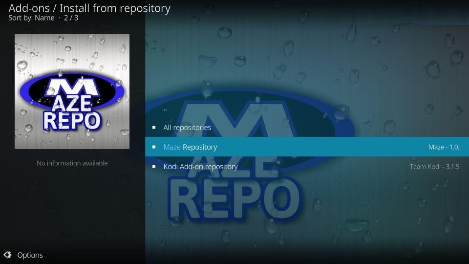 open maze repository