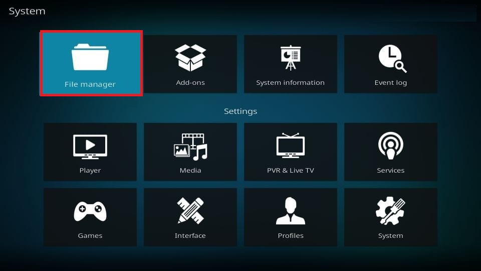 install fire and ice build on kodi