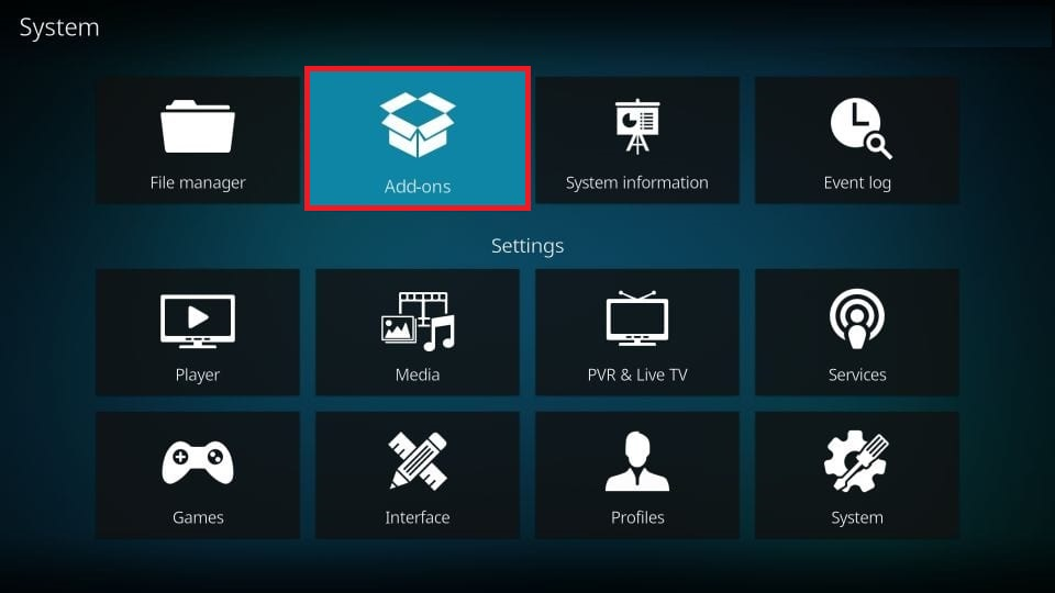 steps to install fire and ice build on kodi