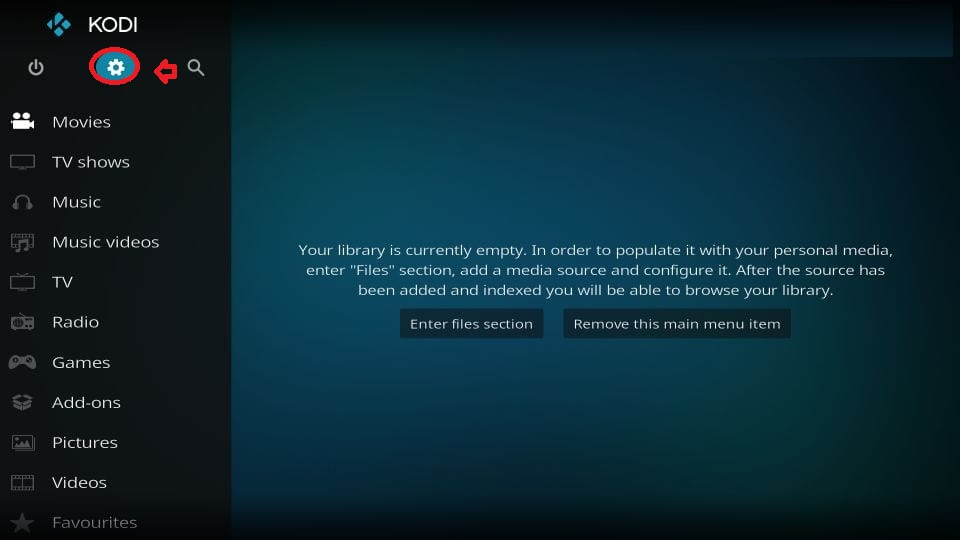 how to install fire and ice build on kodi