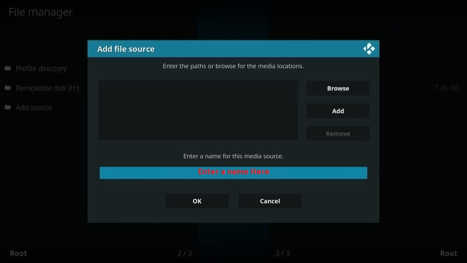 how to get fire and ice build on kodi