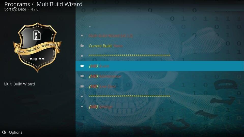steps to install silvo kodi build