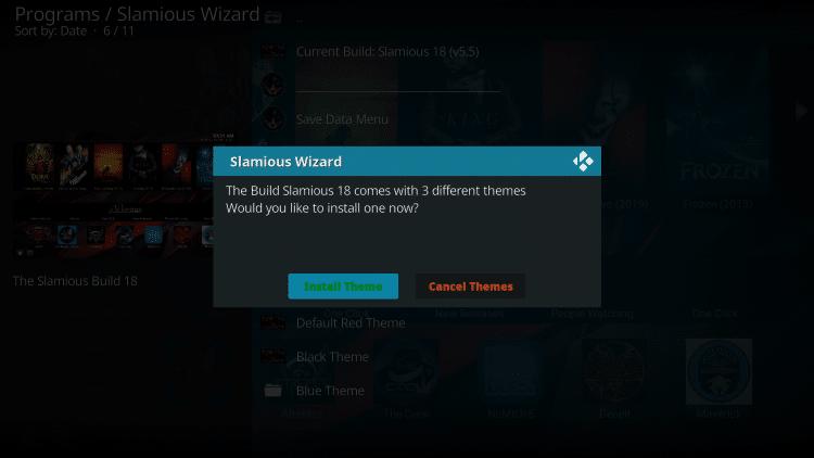 How to Install Slamious Kodi Build on Firestick