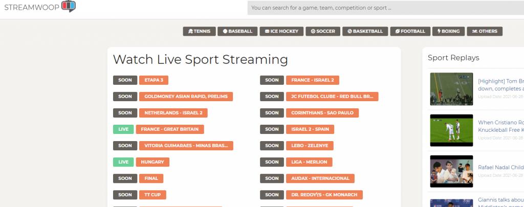 streamWoop - streamwoop.live