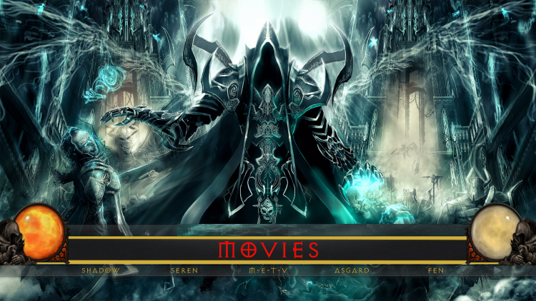 how to install and use diablo kodi build
