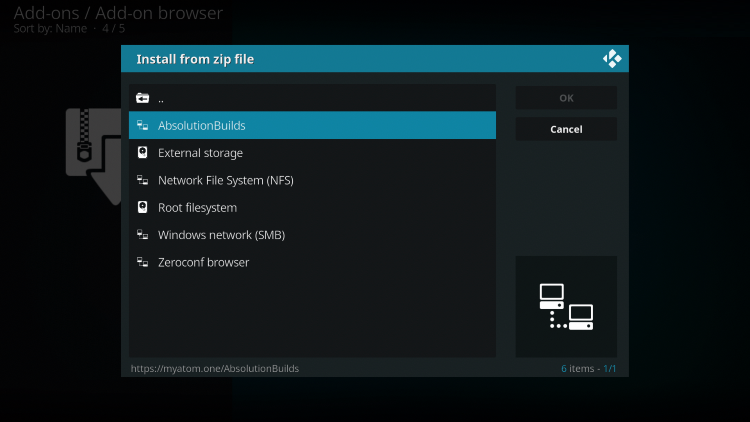 how to install fire and ice kodi build