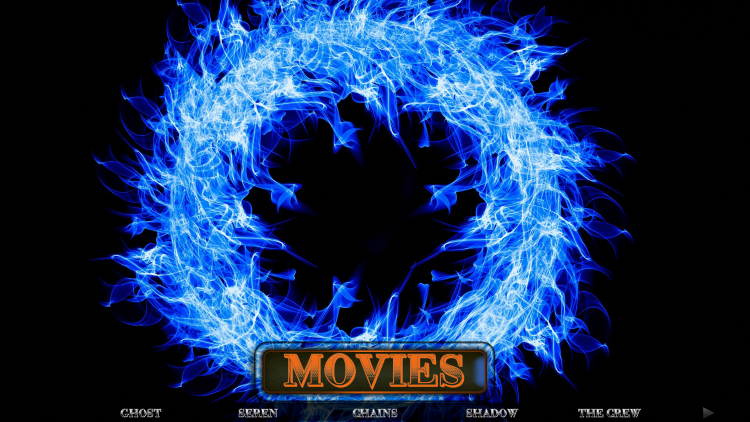 how to use fire and ice build on kodi