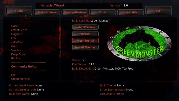 green monster kodi build real debrid
