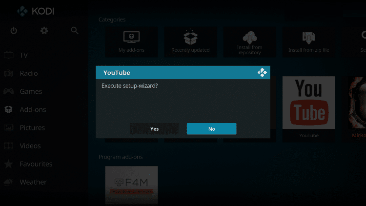 hover to the right and select mirror video