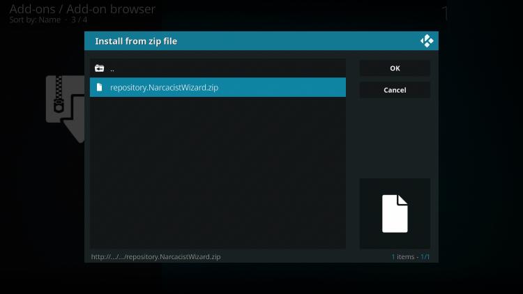 how to install Movie Time kodi build
