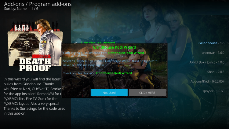 how to install spaced out kodi build