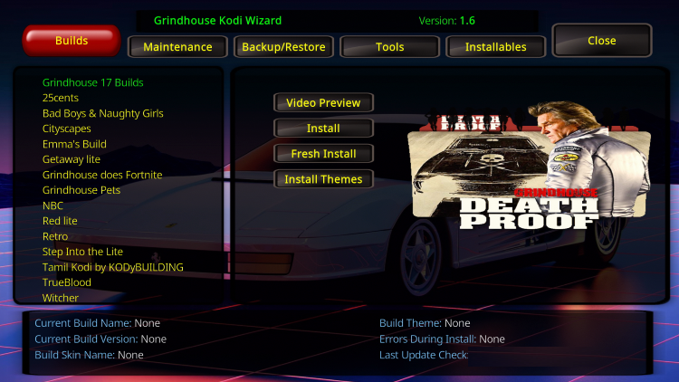 spaced out kodi build tv shows