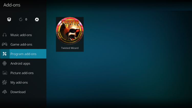 twisted kodi builds tv shows